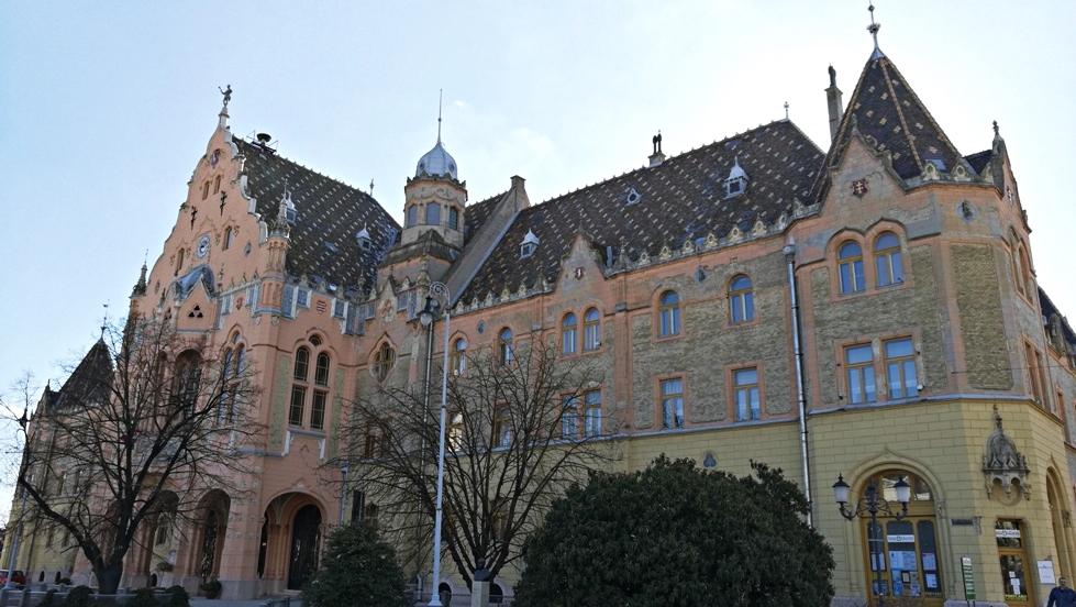 A kecskeméti városháza, Lechner Ödön - Kocsmaturista