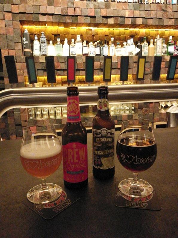 Frankfurt és a Naiv sörei