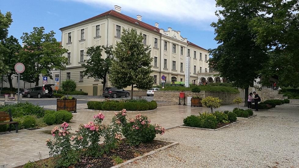 A Horváth-ház Balatonfüreden
