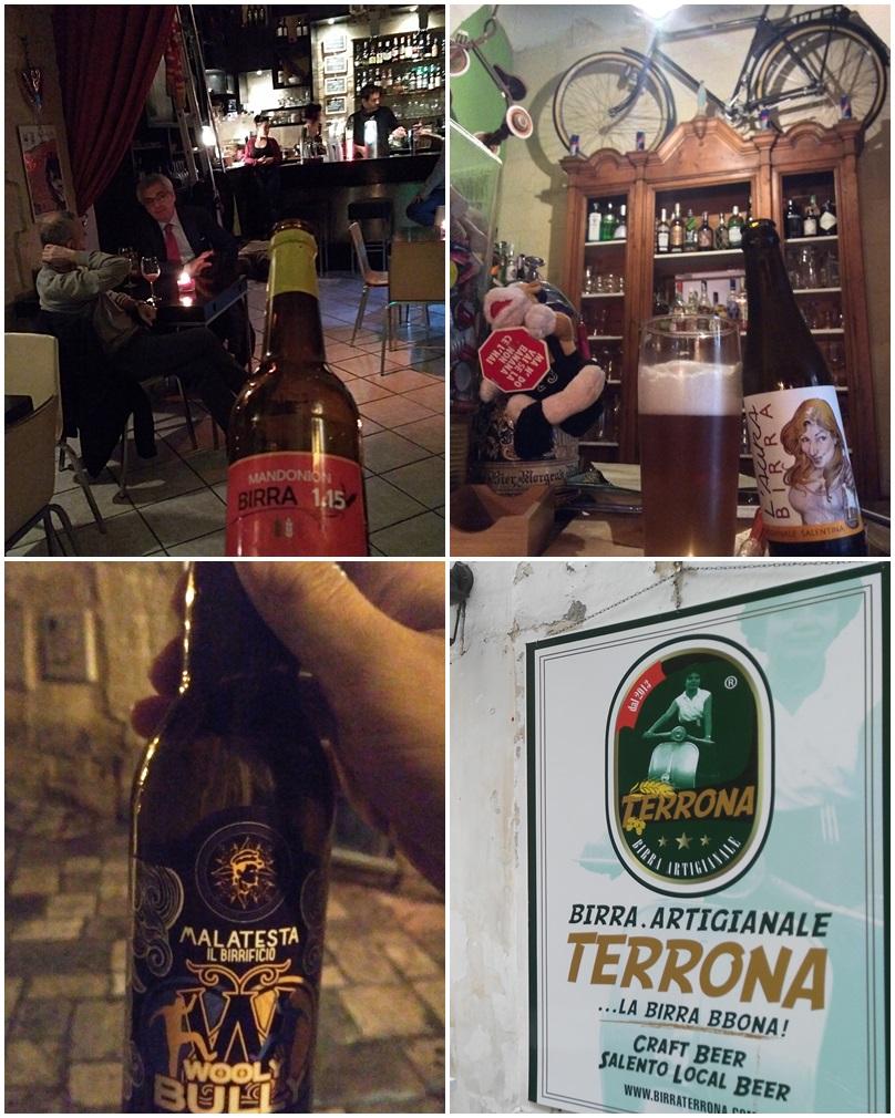 Pugliai kocsmák - puglai kézműves sörök - Kocsmaturista