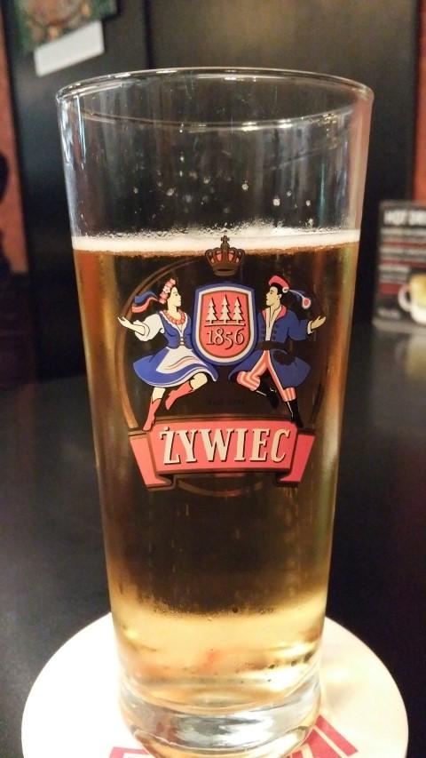 Lengyel kocsmák - Ziwiec sör - Kocsmaturista