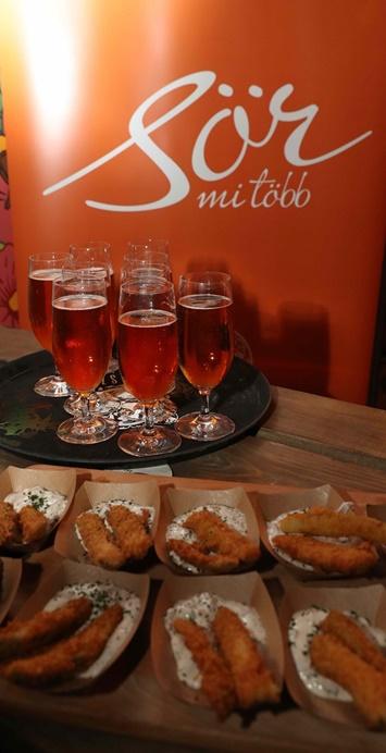 Rántott kovászos uborka Fördős Zétől - Sör mi több sörkorcsolya verseny - Kocsmaturista