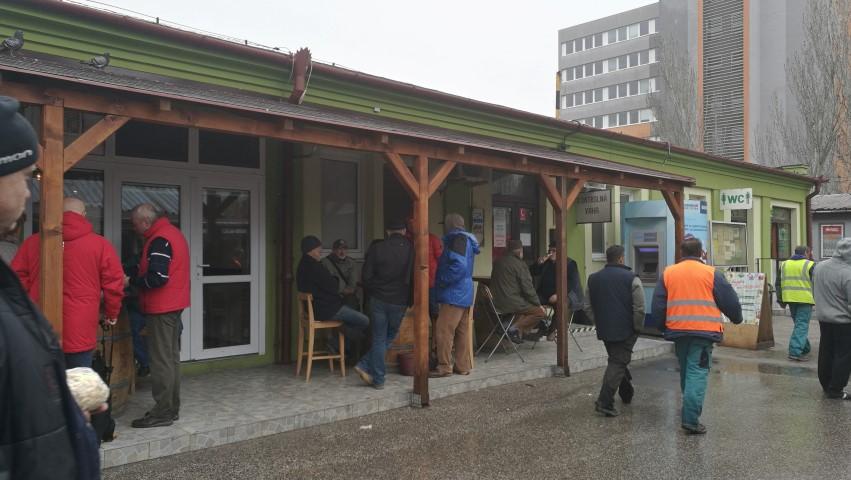 Pozsonyi kocsmák - Trhovisko Miletičova piac, mint kocsmanegyed - Kocsmaturista
