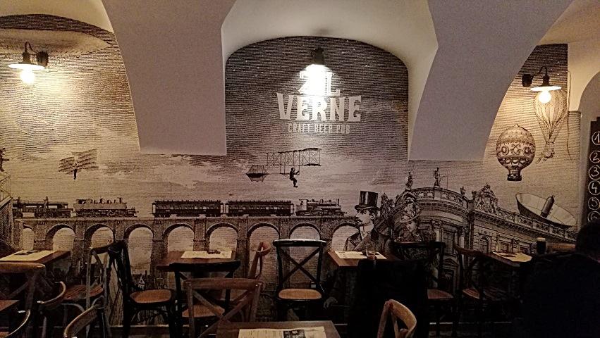 Pozsonyi kocsmák - Zil Verne - Craft Beer Pub