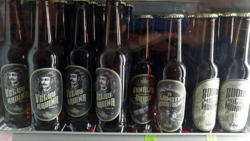 Pozsonyi kocsmák - A Zil Verne sörkínálata - Kocsmaturista