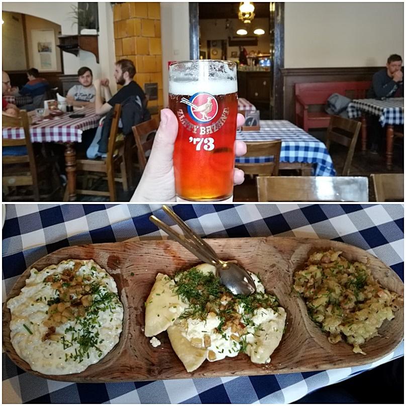 Étel és ital az 1. Slovak Pub-ban - Kocsmaturista