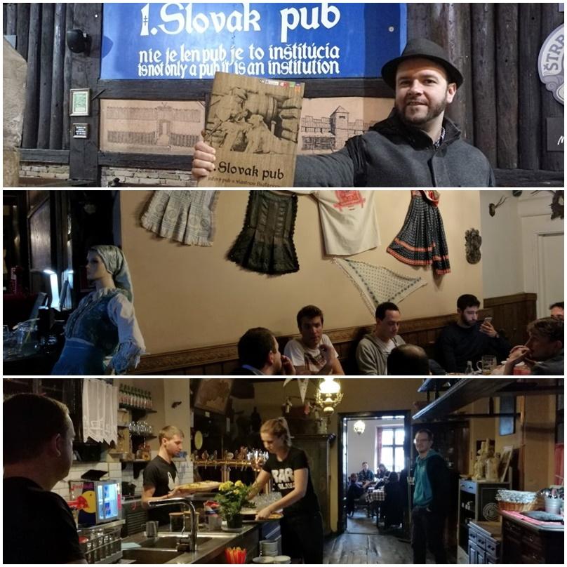 Pozsonyi kocsmák - I. Slovak pub - Kocsmaturista
