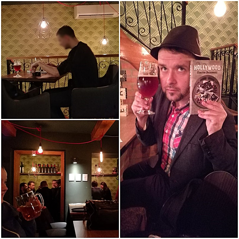 Pozsonyi kocsmák - Bukowski Late Nite Bar - Kocsmaturista