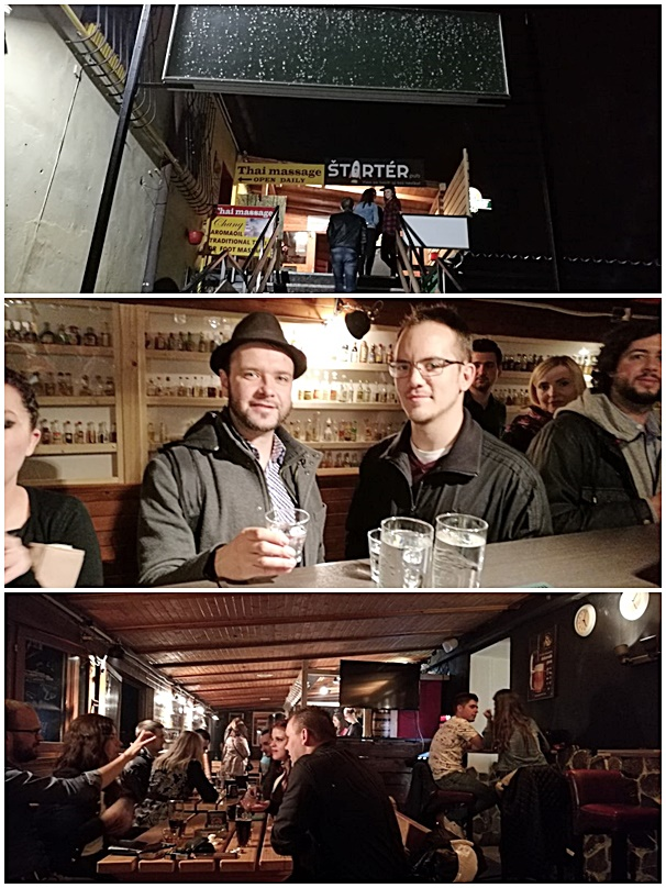 Pozsonyi Kocsmák - Startér Pub - Kocsmaturista