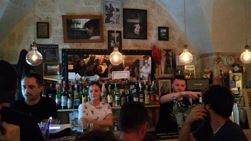 Leccei kocsmák - Bar Moro - Kocsmaturista