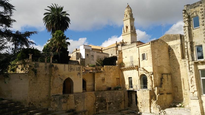 Lecce kocsmái - Teatro Romano di Lecce - Kocsmaturista