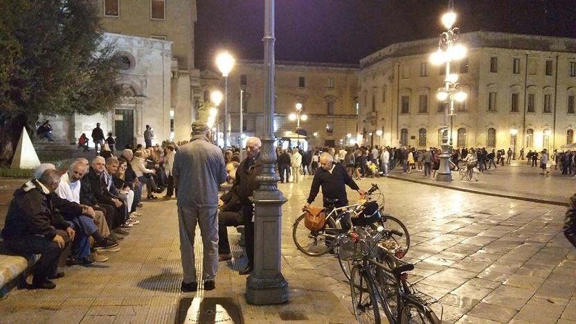 Lecce kocsmái - Piazza Sant'Oronzo - Kocsmaturista