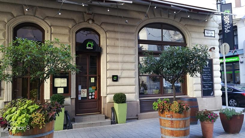 II. Sörgasztronómiai hét - Borssó Éttereme, Budapest - Kocsmaturista