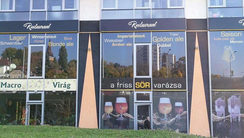 A Zip's Brewhouse Restaurant Miskolcon - Kocsmaturista