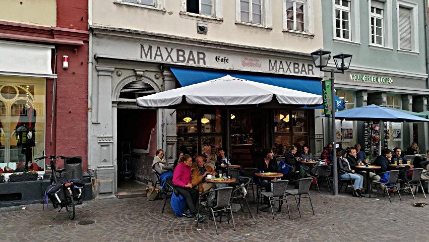 1000. kocsma - Heidelberg, Max Bar - Kocsmaturista