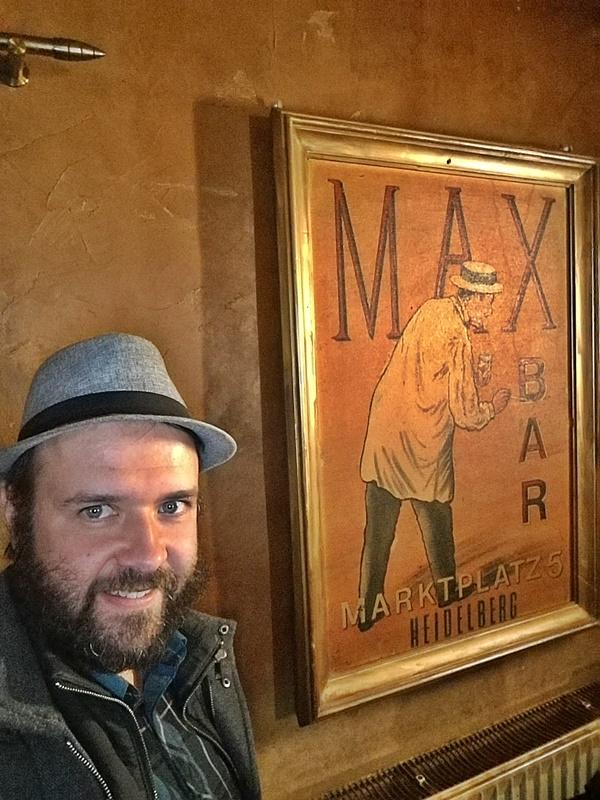 1000. kocsma - Max Bar, Heidelberg - Kocsmaturista