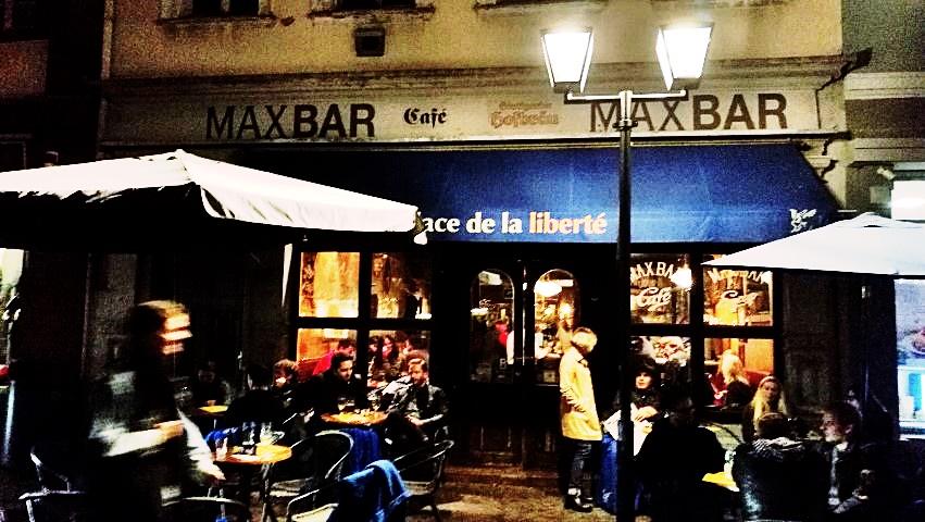 1000. kocsma - Heidelberg, Max Bar éjjel - Kocsmaturista