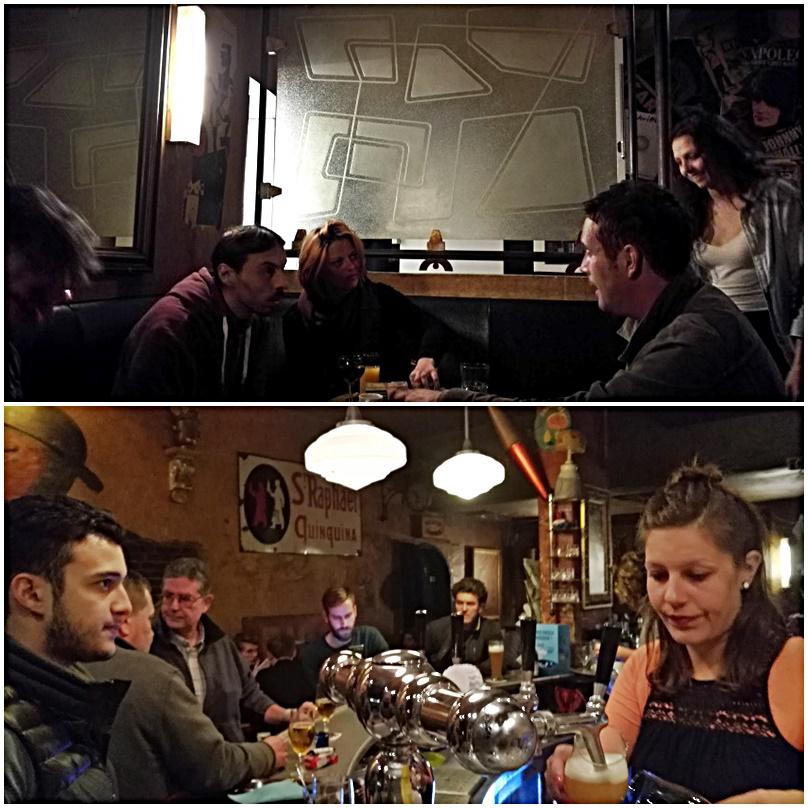 1000. kocsma - Életképek a Max Bar, Heidelbergből - Kocsmaturista