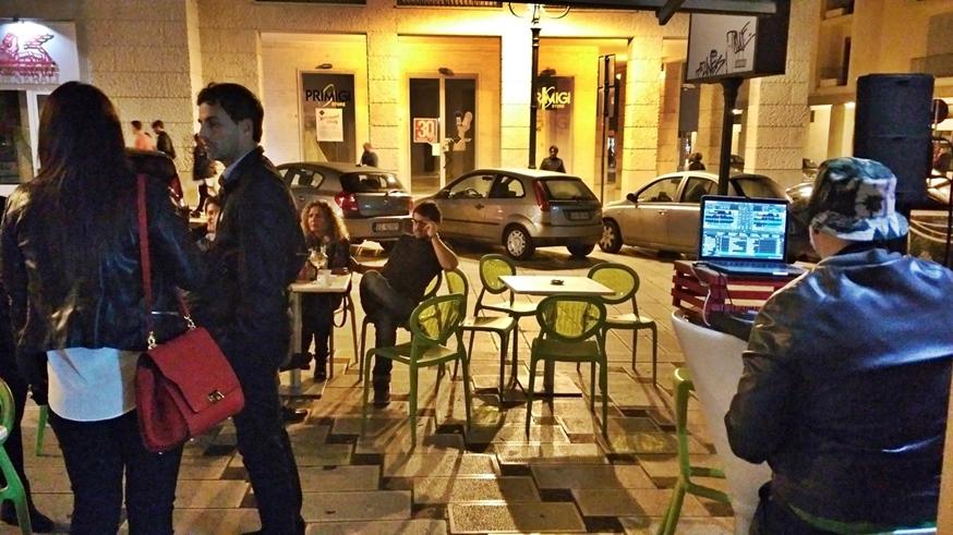 DJ szett a 21 Metri Quadriban, vasárnap éjjel - Kocsmaturista