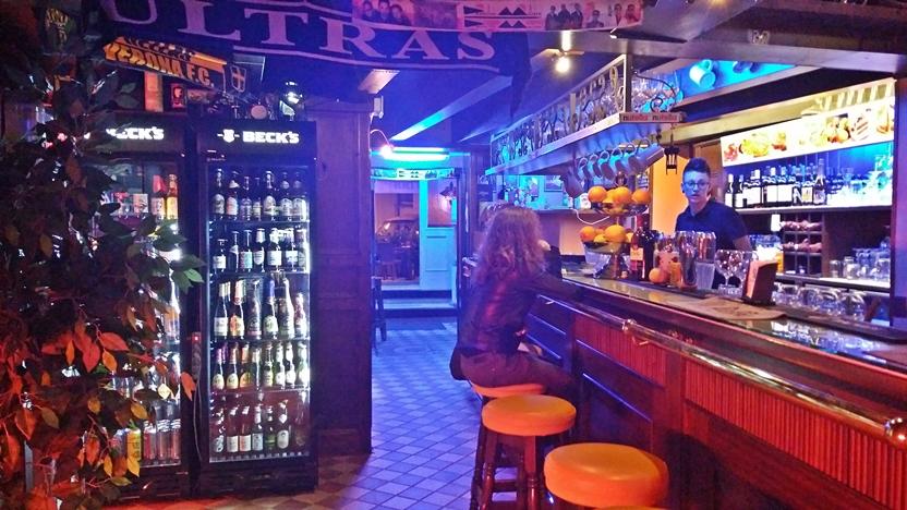Tennent's Bar Brindisiben - Kocsmaturista