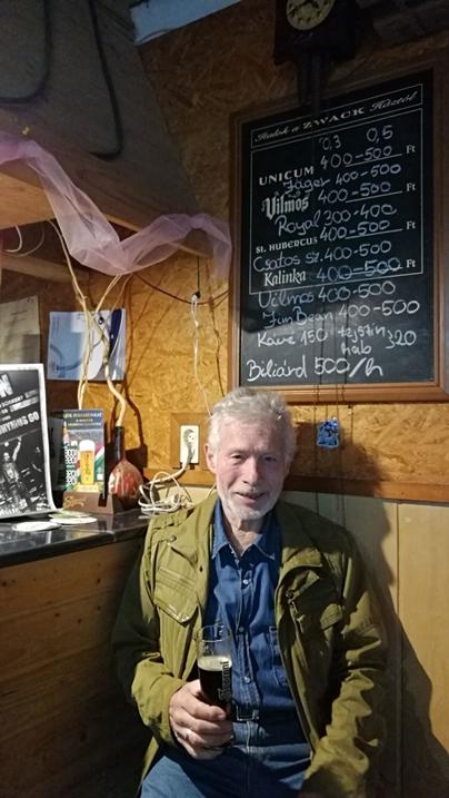 Kocsmavilági interjúk - Bölöny Józsi Hatvanban - Kocsmaturista