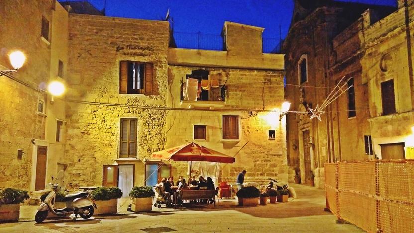 Bari barok - Óváros - Kocsmaturista