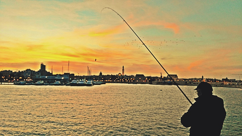 Bari barok - Horgász - Kocsmaturista