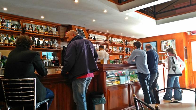 Bari barok - Caffé degli Artisti életkép - Kocsmaturista