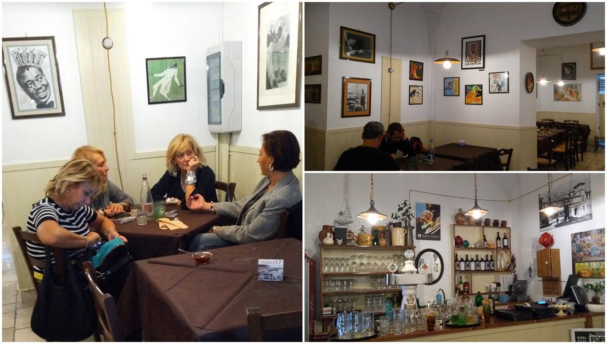 Bari barok - La Baresana - Kocsmaturista