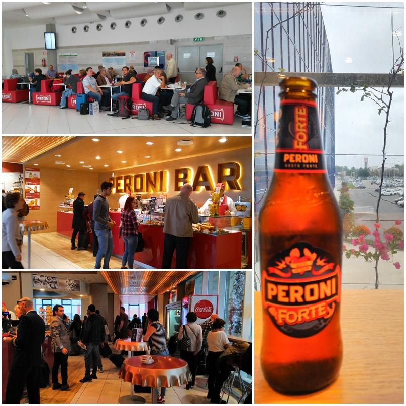 Bari barok - Peroni Bar reptér - Kocsmaturista