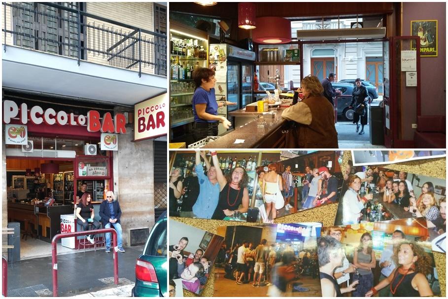 Bari barok - Piccolo Bar - Kocsmaturista