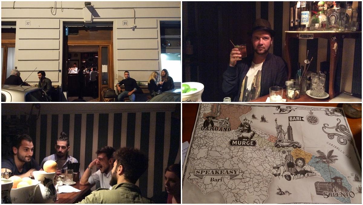 Bari barok - Speakeasy Bar - Kocsmaturista