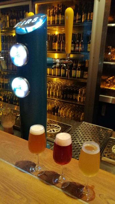First The Craft Beer Company kóstolás még Száraz November előtt - Kocsmaturista