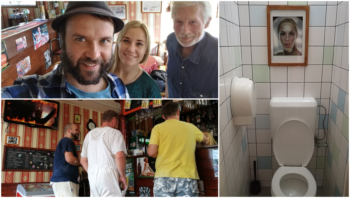 Hatvani kocsmák - A Windsor Pub életképei - Kocsmaturista