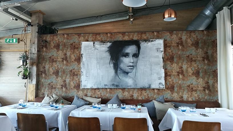 Hága kocsmái - Het Gouden Kalf étterem belülről - Kocsmaturista