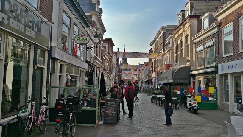 Hága kocsmái - Keiserstraat - Kocsmatuirsta