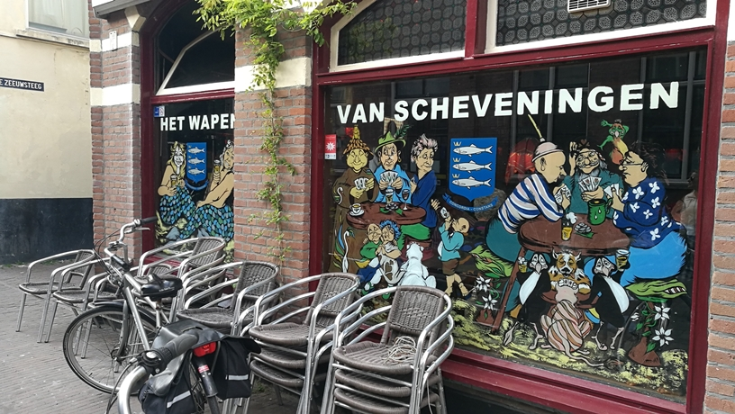 Hága kocsmái - Van Scheveningen- Kocsmaturista