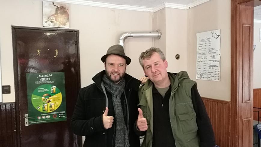 Székesfehérvár kocsmái - Zolival a Topogóban - Kocsmaturista
