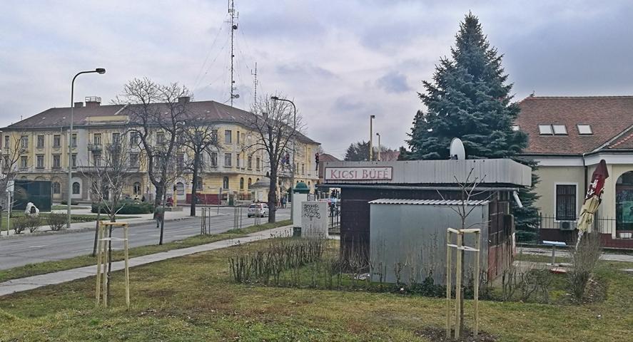 Székesfehérvár kocsmái - Kicsi Büfé Bódécsárdda - Kocsmaturista
