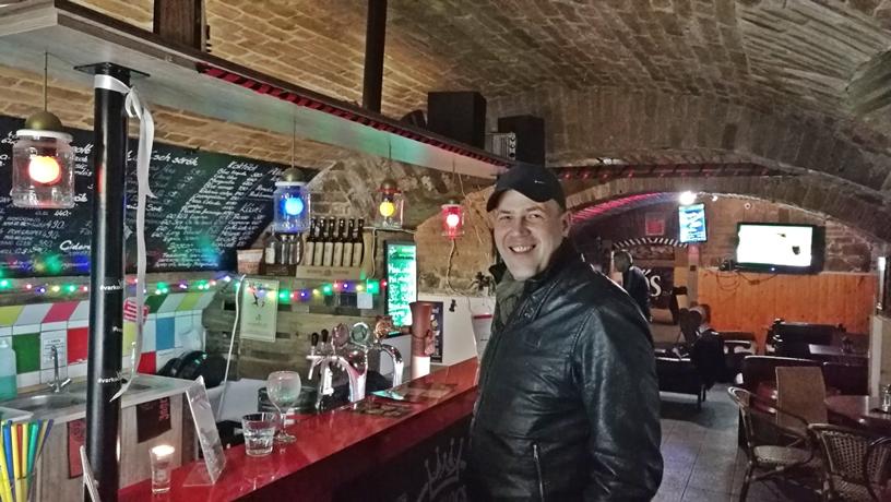 Székesfehérvár kocsmái - Varkocs Old Pub - Kocsmaturista