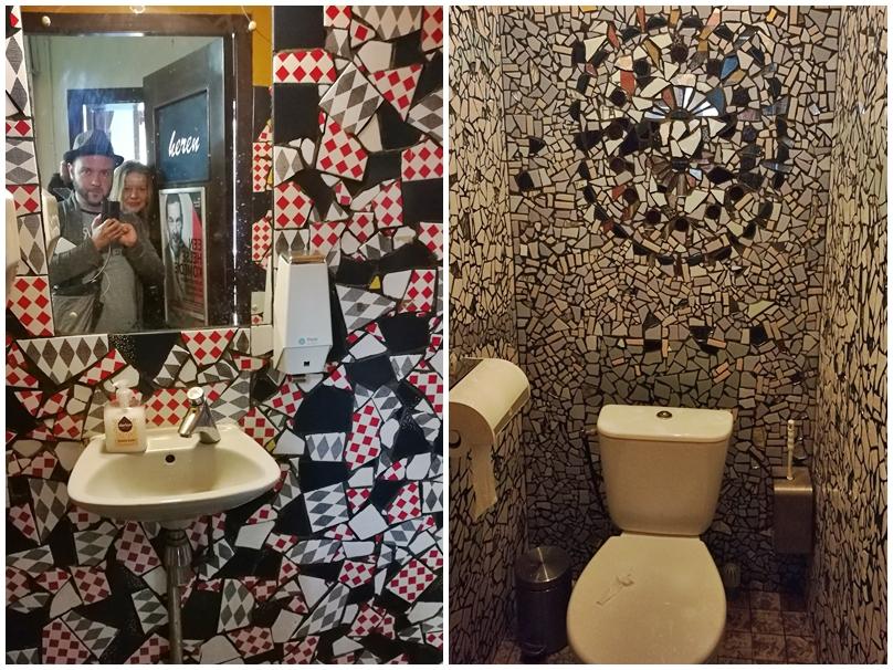 Hága Kocsmái - De Klap WC - Kocsmaturista