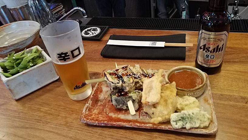 Asahi Super Dry Bemutató - Tokio Budapest japán étterem - Kocsmaturista
