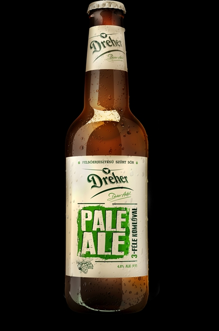 Dreher Pale Ale üveges - Kocsmaturista