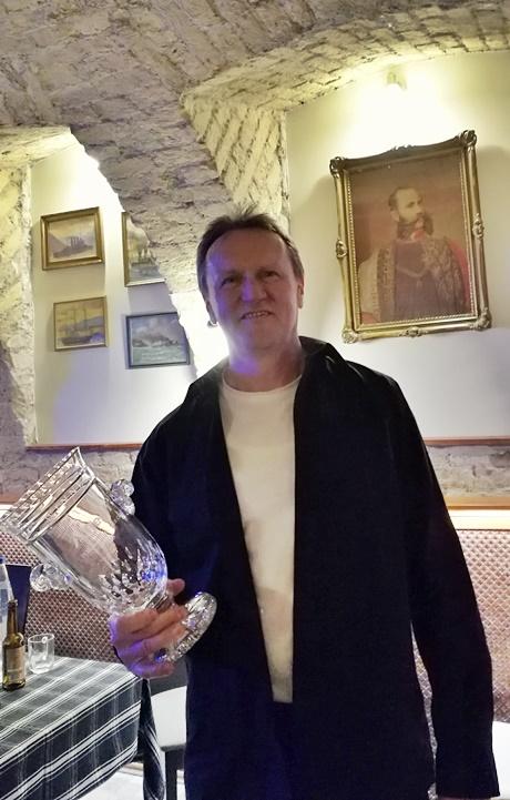 Alltech Dublin Craft Beer and Cider Cup 2018 magyarországi díjátadó - nagydíjas a FŰTŐHÁZ SÖRFŐZDE - Hava István