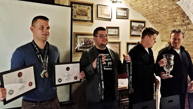 Alltech Dublin Craft Beer and Cider Cup 2018 verseny győztesei - Kocsmaturista