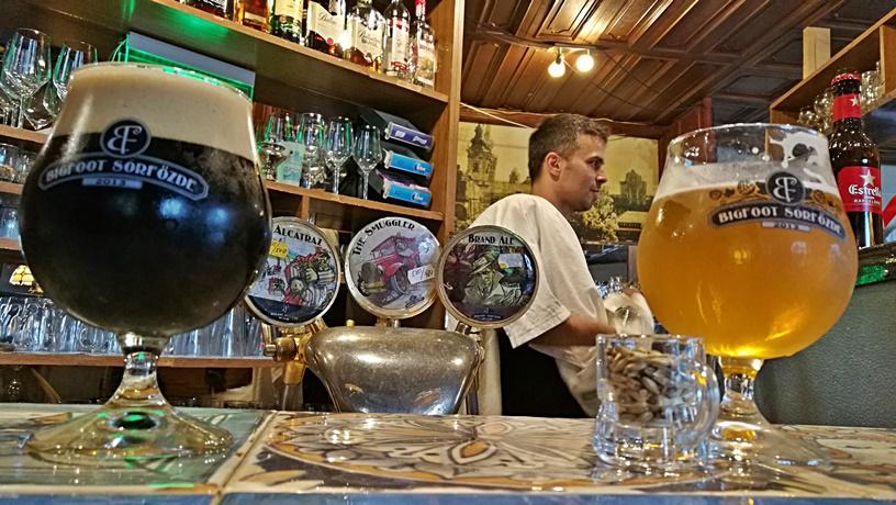 Bezár a Zöld Pecsét és Putyi kocsmája Egerben - Big Foot sörök Egerben - Kocsmaturista