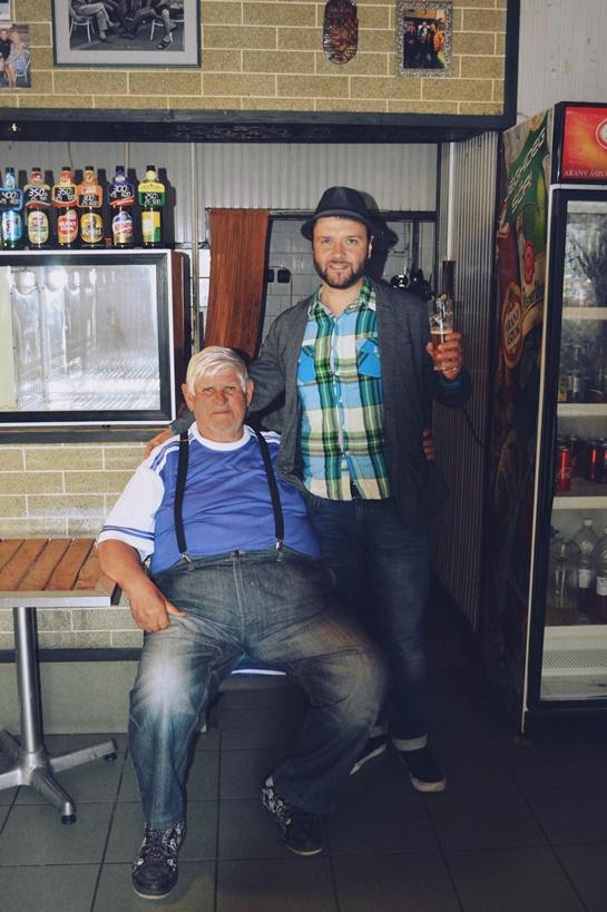 Bezár Putyi kocsmája Egerben - Putyival - Kocsmaturista