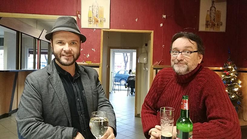 XV. kerület kocsmái, Budapest - Éva Söröző Maláta Kovács Gáborral - Kocsmaturista