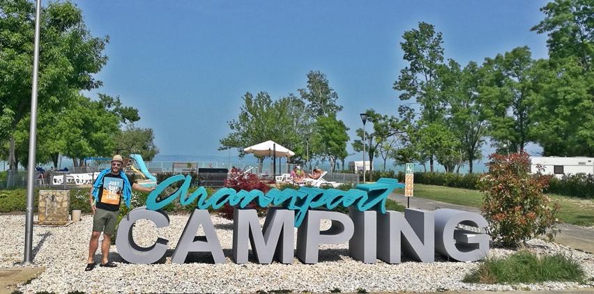 Aranypart Camping - Siófok-Szabadifürdő - Kocsmaturista
