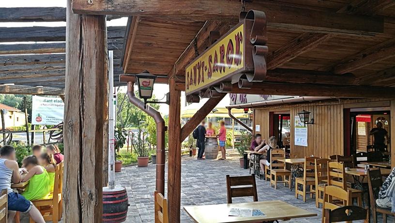Aranypart Camping környéke - Siófok-Szabadifürdő - Sanyi Sarok - Kocsmaturista